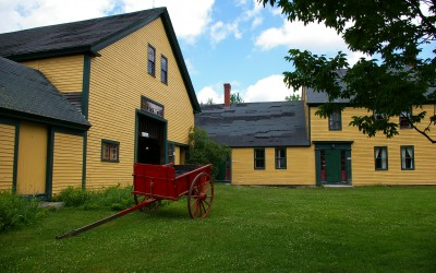 Mark Foynes joins NH Heritage Trail