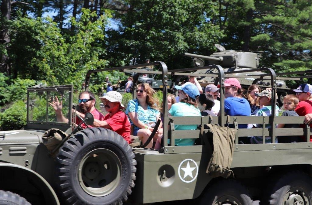 """Lakes Region Branch of NH Heritage Museum Trail gearing up for busy July"