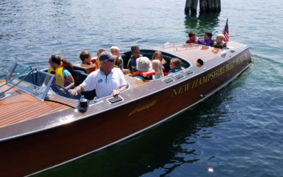 """Boat and Trolley Ride Highlight The Museum Loop in Wolfeboro"""