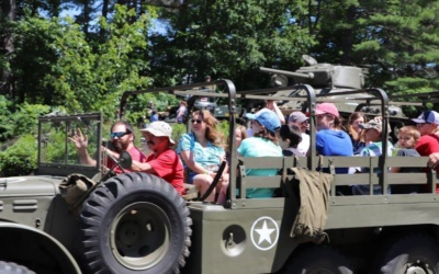 """""""Lakes Region Branch of NH Heritage Museum Trail gearing up for busy July"""
