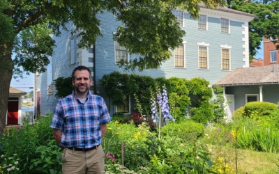 Moffatt-Ladd House & Garden Welcomes New Executive Director